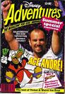 Disney adventures magazine australian cover summer special 1996 andre agassi