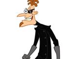 El Dr. Doofenshmirtz (2ª Dimensión)