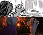 Frozen - Olaf - Concept Art