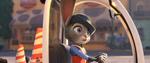 Judy mendengar sesuatu