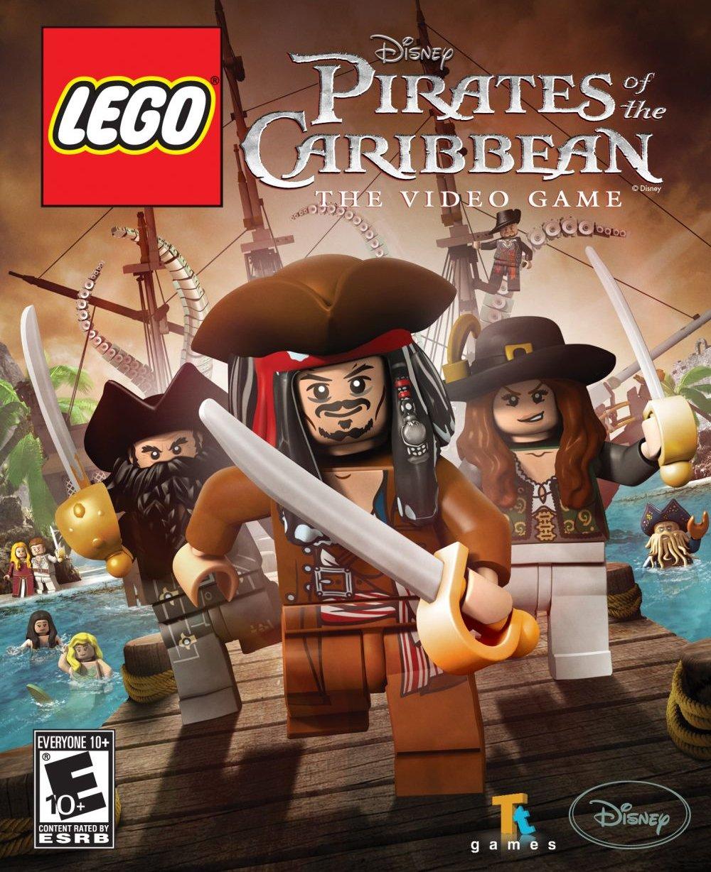 LEGO Pirates of the Caribbean Blackbeard Card NEW
