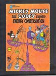 Mickey Goofy energy book