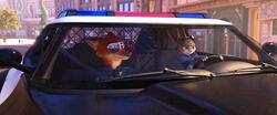 Nick und Judy auf Streife