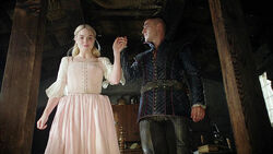 Once Upon a Time in Wonderland - 1x03 - Forget Me Not - Leaving for Wonderland