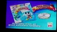Original VHS Opening Mickey's Once Upon a Christmas UK Retail Tape