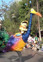UP Pixar Play Parade
