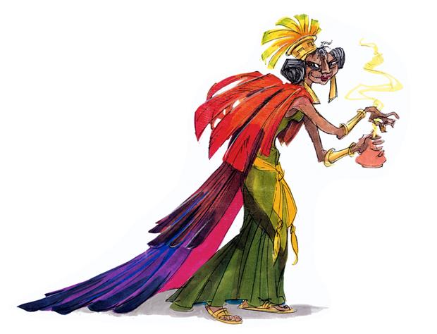 Kuzco, l'Empereur Mégalo [Walt Disney -2001] - Page 6 Latest?cb=20140331084839