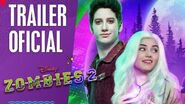 Zombies 2 Trailer oficial
