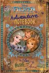 Adventure Notebook Frozen