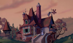 Belle Cottage animated