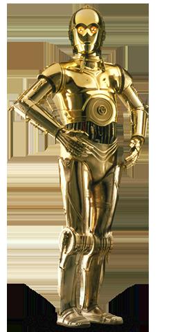 C-3PO droid