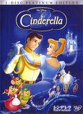 Cinderella Japanese DVD 2005 C
