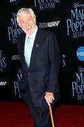 Dick Van Dyke Mary Poppins Returns premiere