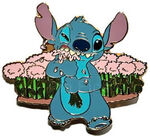 DisneyShopping.com - May Flowers Mystery 4 Pin Box Set (Stitch Only)