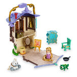 Disney Animators' Collection Littles Rapunzel Micro Doll Play Set