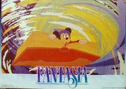 Fantasia lobby card spain