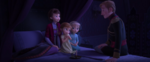 Frozen II - Family