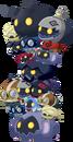 Kingdom Hearts Heartless Tsum Tsum