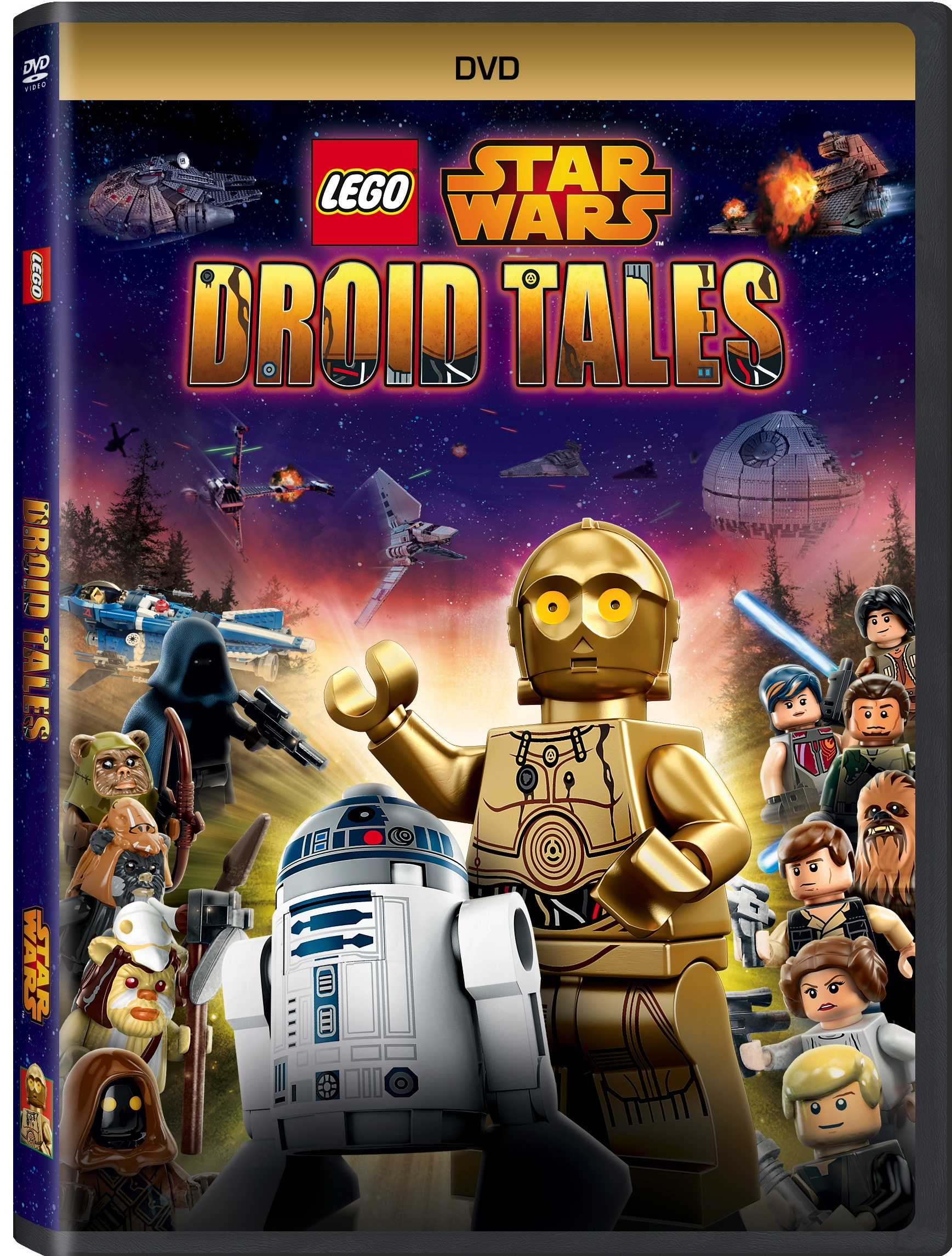Lego Star Wars Droid Tales Disney Wiki Fandom Powered By Wikia