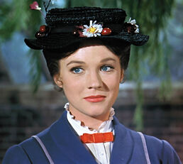 Mary Poppins - Julie Andrews