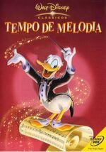 Melody Time Brazil DVD