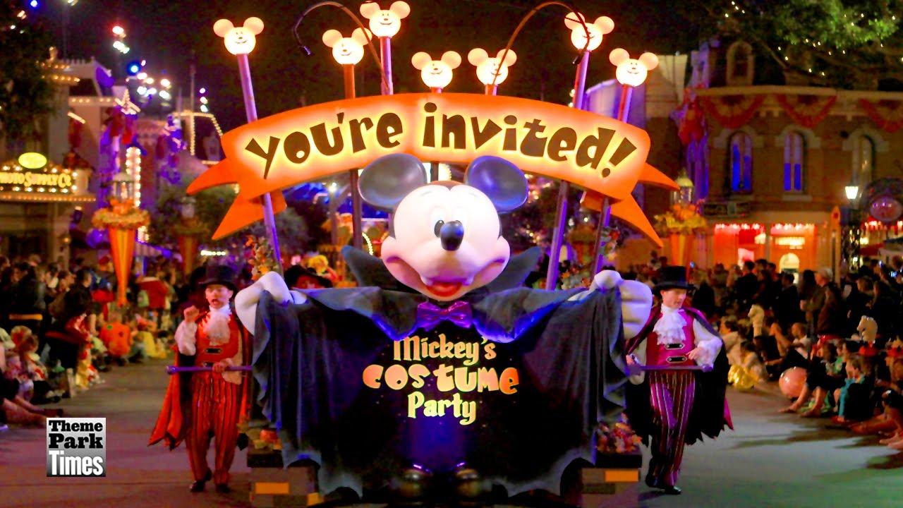 Mickey\'s Costume Party Cavalcade | Disney Wiki | FANDOM powered by Wikia