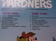 Pardners track listings