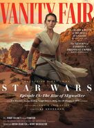 Rise of Skywalker Rey Vanity Fair Cover