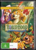 Robin Hood 2007 AUS DVD