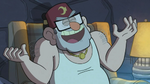 S1e12 Grunkle Stan laughs