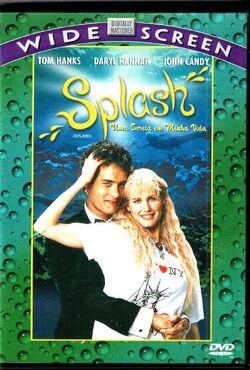 Splash - Uma Sereia em Minha Vida - Pôster