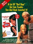 Tom and Huck movie print ad NickMag May 1996