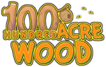 100 Acre Wood Logo KH