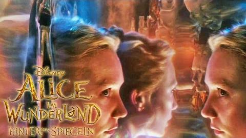 ALICE IM WUNDERLAND Hinter den Spiegeln - Alice - Ab 26. Mai im Kino Disney HD