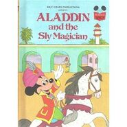 Aladdin and the Sly Magician