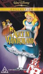 Alice au vhs 2000s