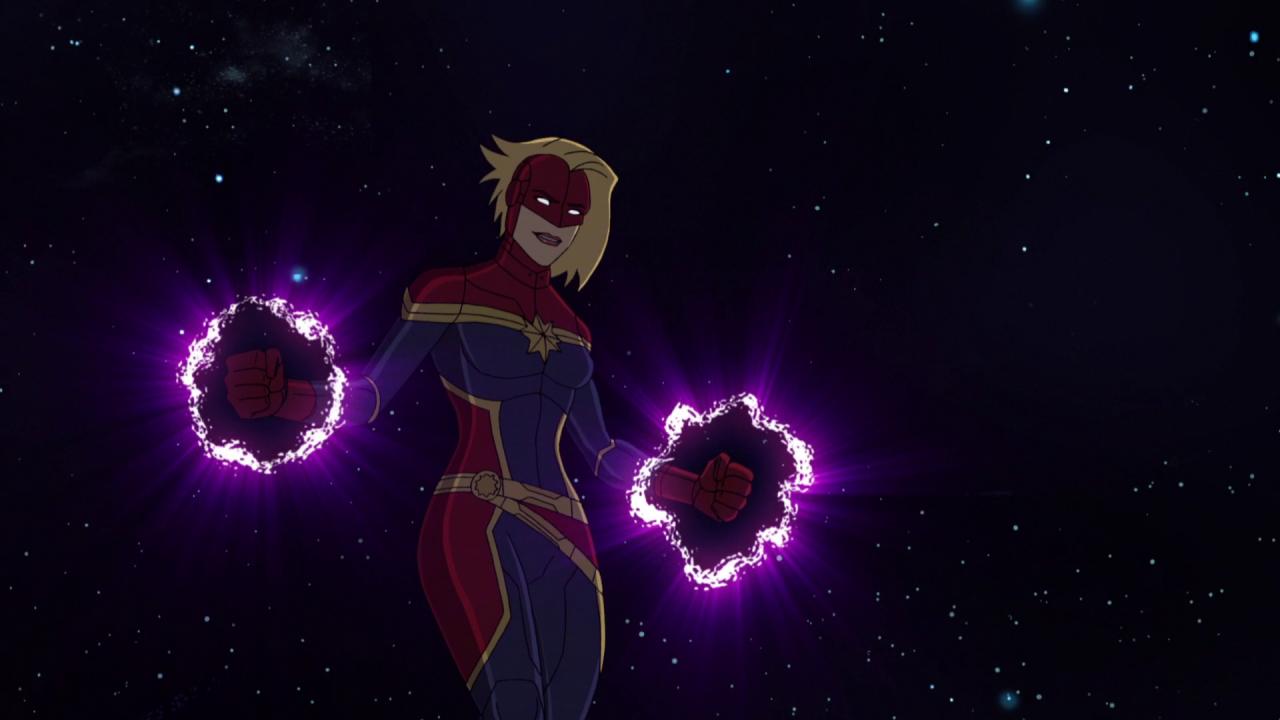 Captain Marvel | Disney Wiki | FANDOM powered by Wikia