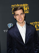 Cody Linley Movieguide Awards Gala