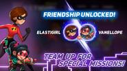 Disney Heroes- Battle Mode friendship