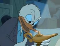 Donald&Lámpara