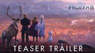 Frozen 2 de Disney - Teaser Tráiler Oficial en español - HD