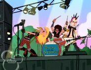 JatI punk rockers