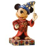 Jim-shore-touch-of-magic-sorcerer-mickey-figurine-disney-tradition