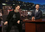 Jim Carrey visits JKL