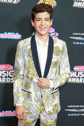 Joshua Rush Radio Disney Music Awards