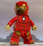 LEGO Iron man 2