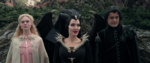 Maleficent Mistress of Evil - Aurora, Maleficent and Diaval