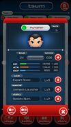 Marvel Tsum Tsum Punisher Stats