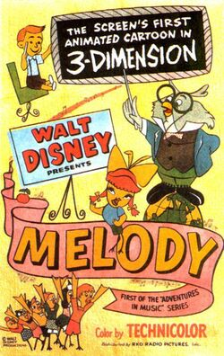 Melody1953Poster