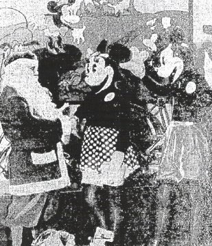 Mickey And Minnie Costumes Through The Years Disney Wiki Fandom